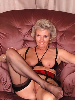 mature striptease