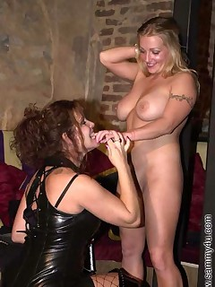 Swing club domination at Club Karma with Sammy4u and Celeste Fox.