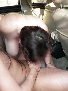 This big titted mature slut loves the cock