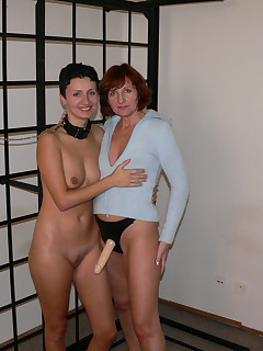 two horny mature..