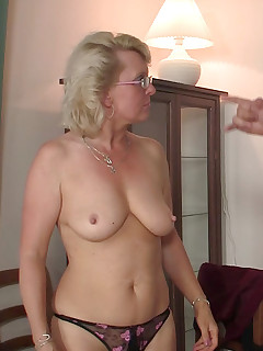 mature big dick