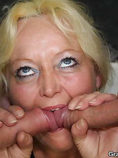 wife cum swallow