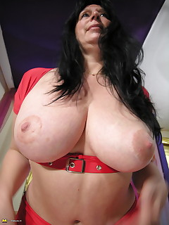 Big titted mature..