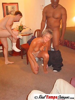Another gangbang for Tracy