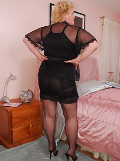 How do you like my little black dress  I like how the tight  lacy fabric shows a hint of whats underneath wink A good opportunity to wear black lacy top..